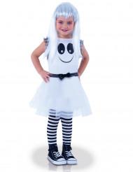 Geister Kostüm für Mädchen