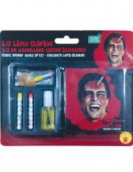 Make-up Bleistift im Kopf für Erwachsene