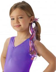 Haarsträhne Twilight Sparkle™ My Little Pony™ für Mädchen