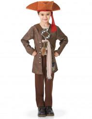 Jack Sparrow™ -Deluxe Kostüm für Kinder Lizenzware