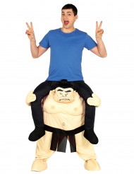 Carry Me Sumoringer Kostüm für Erwachsene