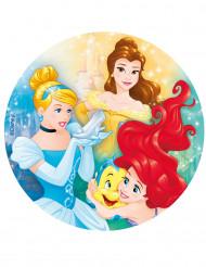 Disney™ -Prinzessinnen Tortenoblate Lizenzware 20cm