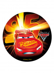 Cars™-Tortenbild Zuckerplatte Lizenzware 20cm