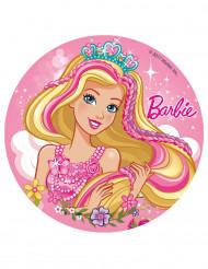 Barbie™-Tortenbild Zuckerplatte Lizenzware 20cm