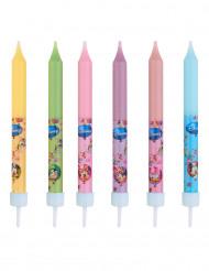 Mickey™-Geburtstagskerzen 8 Stück bunt