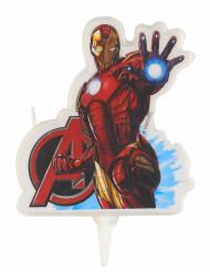 Avengers™ iron Man Geburtstagskerzen