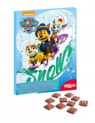 Schokoladen-Weihnachtskalender Paw Patrol™ 50g