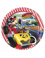 Mickey™ Pappteller 23 cm bunt