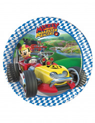 Mickey™ Pappteller 20 cm bunt