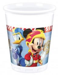 Mickey & Donald™-Kunststoffbecher 8 Stück