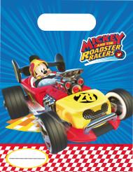 6 Partytüten Mickey Racing