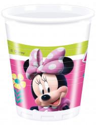 8 Trinkbecher 20 cl Minnie Happy™