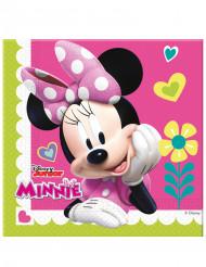 Minnie Maus™-Servietten 33x33cm bunt