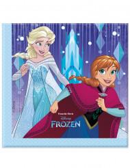 20 Papierservietten die Eiskönigin ™