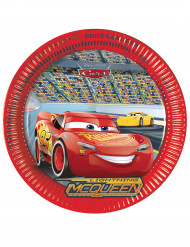 Cars 3™-Pappteller 8 Stück bunt