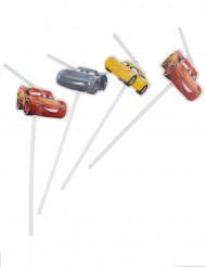 Cars 3™-Strohhalme 6 Stück bunt