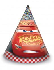 Cars 3™-Partyhüte 6 Stück bunt