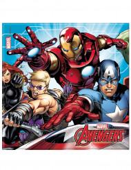 Avengers™Papier Servietten 33x33cm