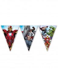 Avengers™-Wimpel Girlande bunt