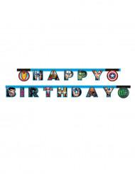 Avengers™-Girlande Alles Gute zum Geburtstag