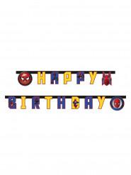 Spiderman™-Girlande Alles Gute zum Geburtstag