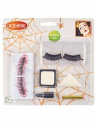 Halloween Schmink-Set Horror-Puppe