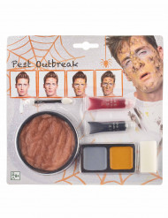 Pest Schmink-Set für Halloween