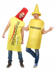 Paarkostüm Mayonnaise und Senf