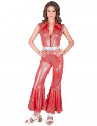 Kostüm Discoanzug für Damen