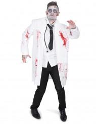 Zombie Doktor Kostüm für Herren