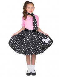 Kostüm Rockabilly 50er Jahre für Mädchen
