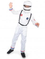Astronauten - Kinderkostüm weiß