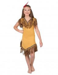 Kostüm Indianerin für Mädchen