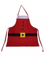 Schürze Weihnachtsmann