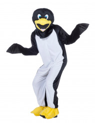 Pinguin-Maskottchen Kostüm für Erwachsene