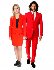Paarkostüm Opposuits™ Red Devil und Red Ruby