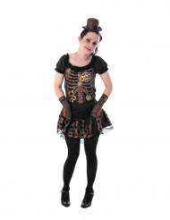 Süßes Steampunk Teenager-Kostüm