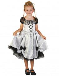 Halloween Gothic Kostüm für Mädchen