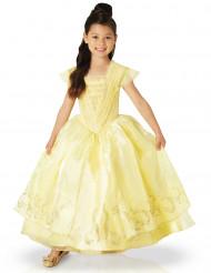 Disney™-Belle Lizenzkostüm für Mädchen Prinzessin gelb