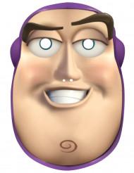 Toy Story Buzz Lightyear™-Maske Lizenzmaske hautfarben-braun