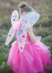 Märchenhafte Schmetterlingsflügel für Kinder