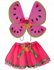 Baby Kostüm-Set Wassermelone Petticoat und Flügel