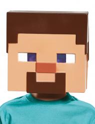 Steve Minecraft™ Maske für Kinder