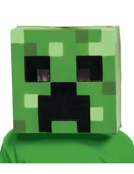 Maske Creeper Minecraft™ für Kinder