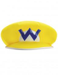 Wario™ Mütze für Kinder Nintendo™