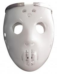 Hockey-Maske 2 in 1 leuchtend für Erwachsene