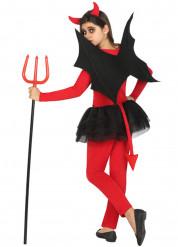 Dämonin Kostüm für Mädchen
