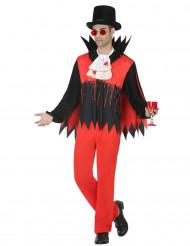 Halloween blutiger Vampir Kostüm für Herren
