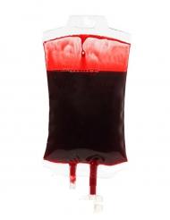Halloween Blutbeuteldekoration rot
