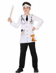 Tierarzt-Kinderkostüm
